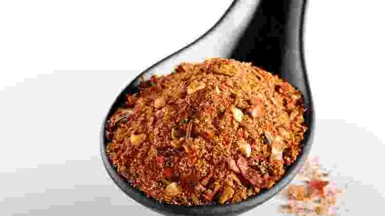 A harissa é uma mistura de temperos que varia de acordo com a região onde é preparada - Getty Images
