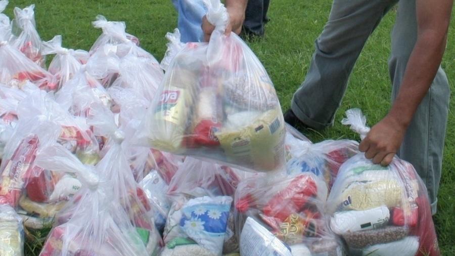 Preços de alimentos que compõem a cesta básica subiram em média 1,86% entre 23 de março e 22 de abril - Honório Moreira/Folhapress
