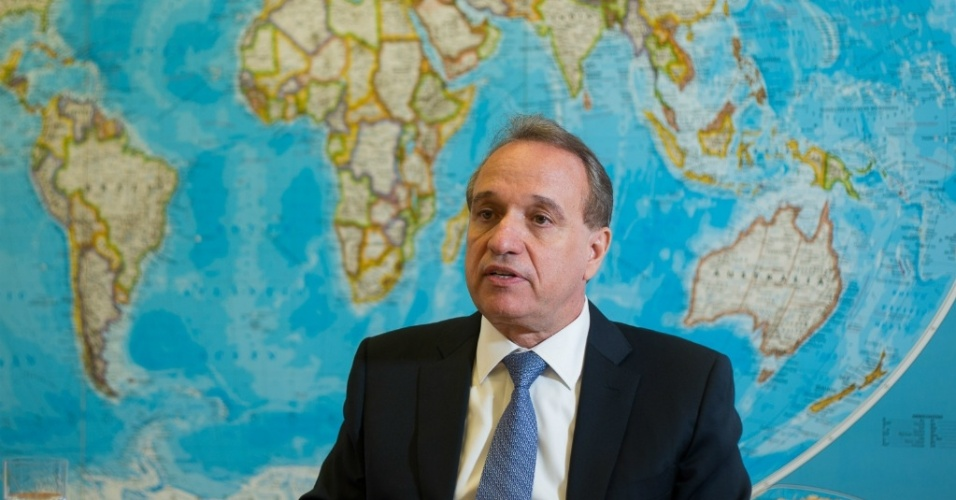 Murilo Ferreira é o atual presidente da Vale