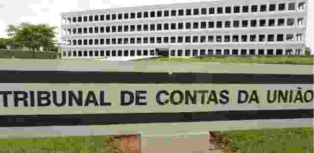 Mídia indoor, wap: Fachada do Tribunal de Contas da União (TCU), em Brasília - Sergio Lima/Folhapress
