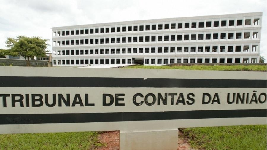 Fachada do Tribunal de Contas da União (TCU), em Brasília - Sergio Lima/Folhapress