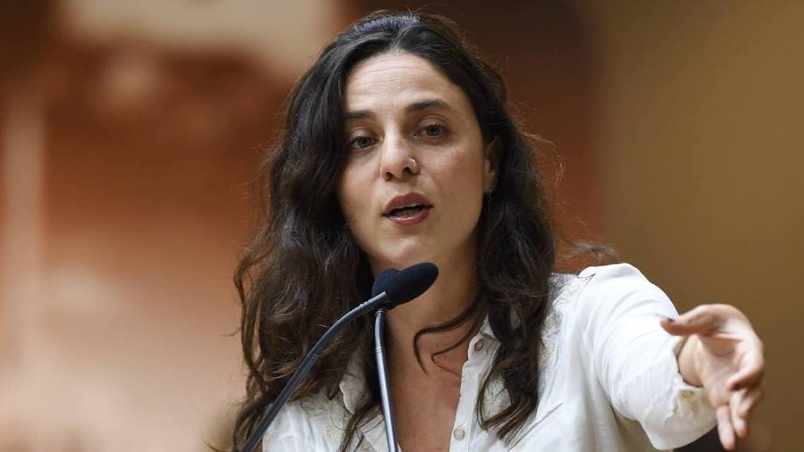 Deputada Fernanda Melchionna (PSOL) - Reprodução/ Facebook
