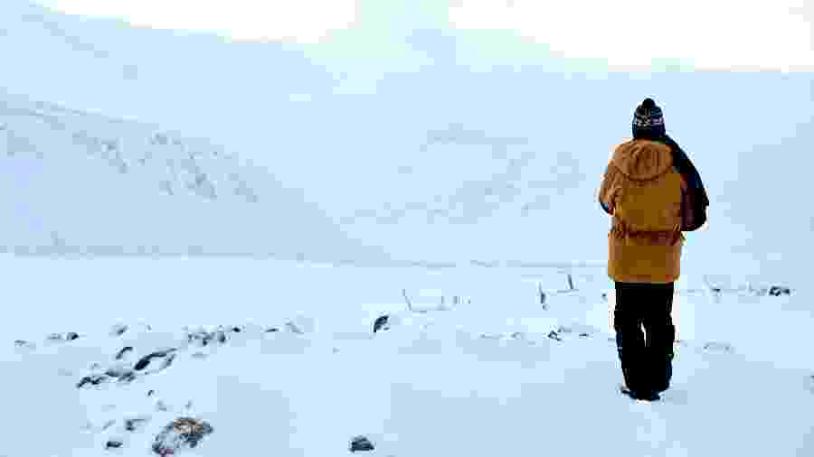 Langjokull, na Islândia - Unsplash