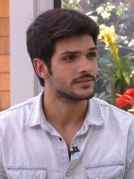 Ex-BBB Lucas Fernandes - Divulgação
