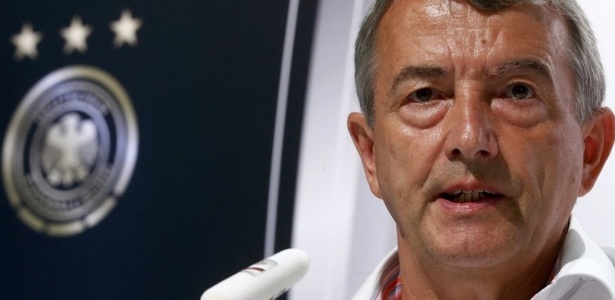 Wolfgang Niersbach é ex-presidente da Federação Alemã de Futebol  - Reuters