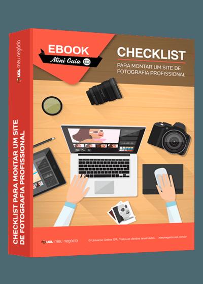 E-book - 10 Passos para Deixar de ser Amador e se tornar um fotógrafo profissional