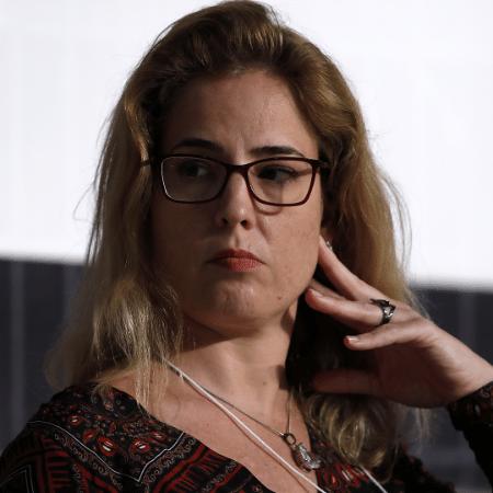 A juíza substituta Gabriela Hardt assumiu processos da Lava Jato após a decisão de Moro ir para o governo de Bolsonaro - Arquivo - Rodolfo Buhrer/La Imagem/Fotoarena/Folhapress