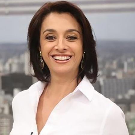 Cátia Fonseca vai trocar a TV Gazeta pela Band - Divulgação/TV Gazeta