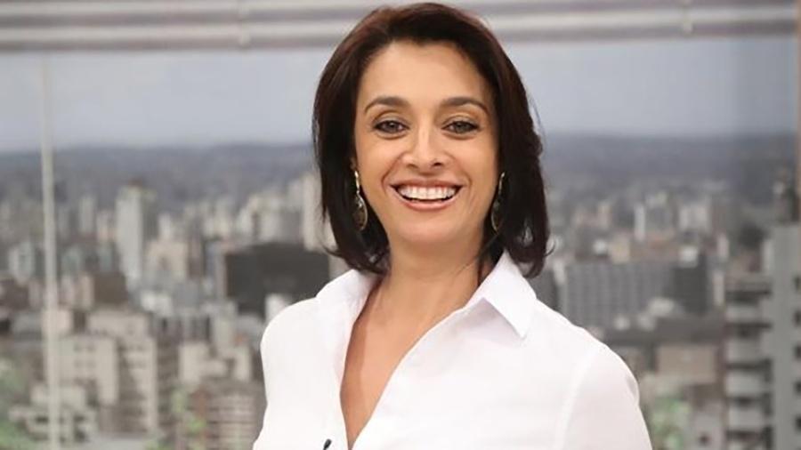 Cátia Fonseca, apresentadora que deixou Gazeta para ir à Band - Divulgação/TV Gazeta