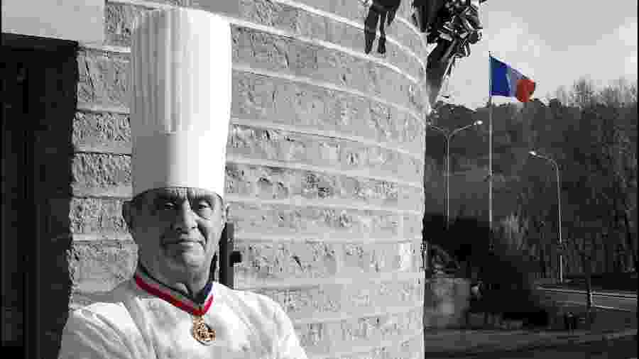"""Paul Bocuse, que faleceu há dois anos, é considerado o """"papa"""" da gastronomia francesa  - Divulgação"""