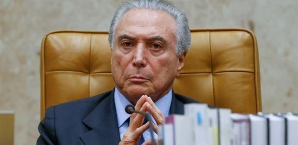 Imprensa internacional repercute declaração de Temer de que não renunciará - Pedro Ladeira/Folhapress