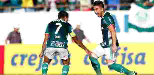 Dudu voltou ao time titular na segunda, mas Willian, após suspensão, está liberado  - Thiago Calil/PhotoPress/Estadão Conteúdo