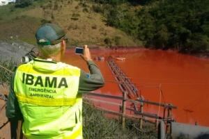 Vazamentos de mineroduto deixaram moradores sem água e sem trabalho (Foto: Ibama)
