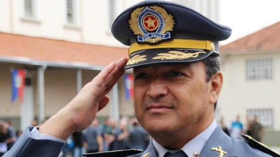 O coronel Homero de Giorge Cerqueira, presidente do ICMBio exonerado - Divulgação/Polícia Ambiental