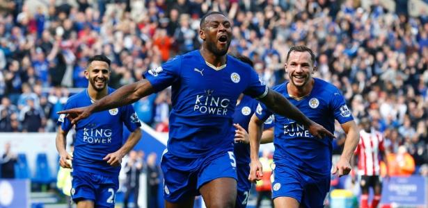 Se vencer, Leicester será campeão em Manchester - Darren Staples/Reuters