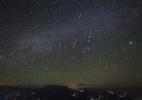 Melhor chuva de estrelas cadentes do ano poderá ser vista nesta madrugada (Foto: Reprodução)