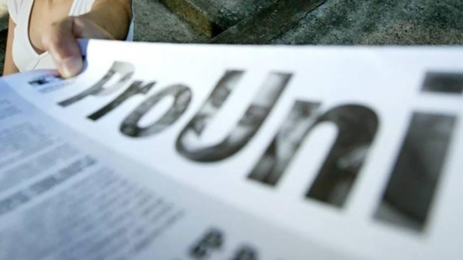A inscrição será feita exclusivamente pela internet, na página do Prouniaté as 23h59 do dia 04 de maio - Folha Imagem