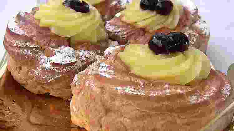 Zeppoles é um doce típico da Sardenha, na Itália - iStock