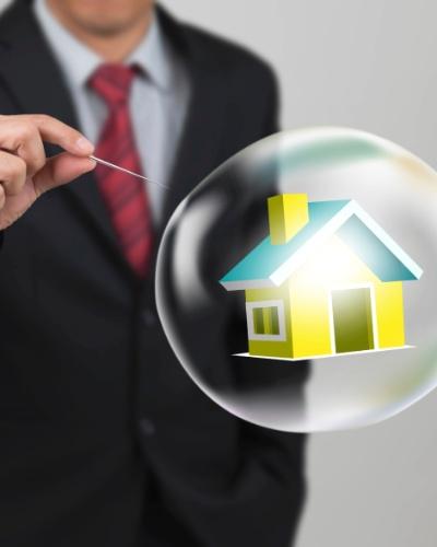 Especulação imobiliária, bolha imobiliária, investimento, mercado imobiliário