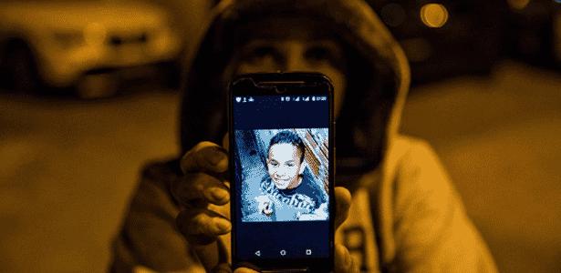 Mãe de garoto de 11 anos morto pela GCM - Eduardo Anizelli - 26.jun.2016/Folhapress - Eduardo Anizelli - 26.jun.2016/Folhapress