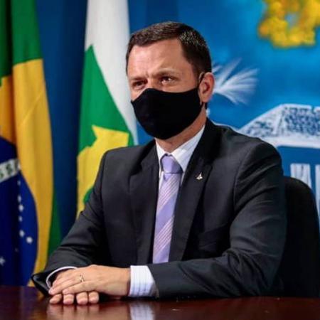 O novo ministro da Justiça, Anderson Torres, delegado da Polícia Federal e ex-secretário da Segurança Pública do Distrito Federal  - Reprodução/Facebook