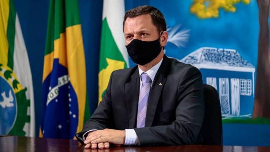 É uma covardia misturar a tragédia com política, segundo o ministro da Justiça, Anderson Torres - Reprodução/Facebook