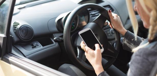 Casos violentos levam motoristas a rever o uso da tecnologia