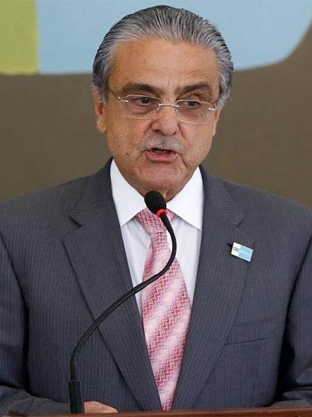 Presidente Robson Braga de Andrade, presidente da CNI (Confederação Nacional da Indústria - Alan Marques/Folhapress