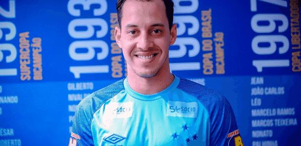 Meia chegou motivado para corresponder às expectativas, ganhar títulos e voltar à seleção - Cruzeiro/Divulgação