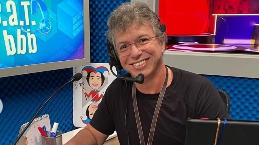 Boninho no BBB - Reprodução/TV Globo