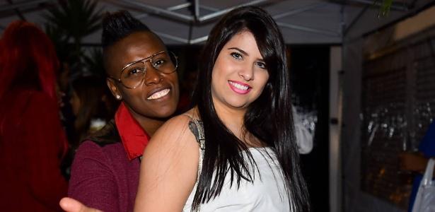 Neném e a mulher Thaís Batista - Caio Duran/Azzi Agency/Divulgação