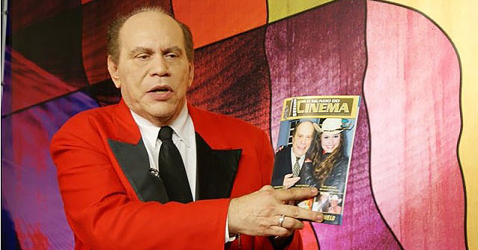 Morre Petrucio Melo, que foi jornalista, apresentador e ex-jurado de Silvio Santos e Chacrinha
