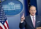 Trump acredita que milhões votaram ilegalmente em eleições, diz porta-voz - SAUL LOEB/AFP PHOTO