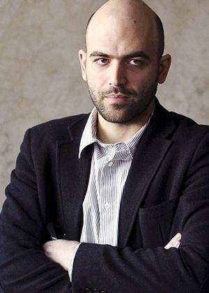 O escritor Roberto Saviano; ameaçado de morte pela máfia italiana, ele não virá à Flip por questões de segurança - Alberto Estévez/Efe