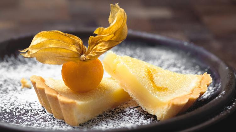 Torta de Yuzu - Getty Images