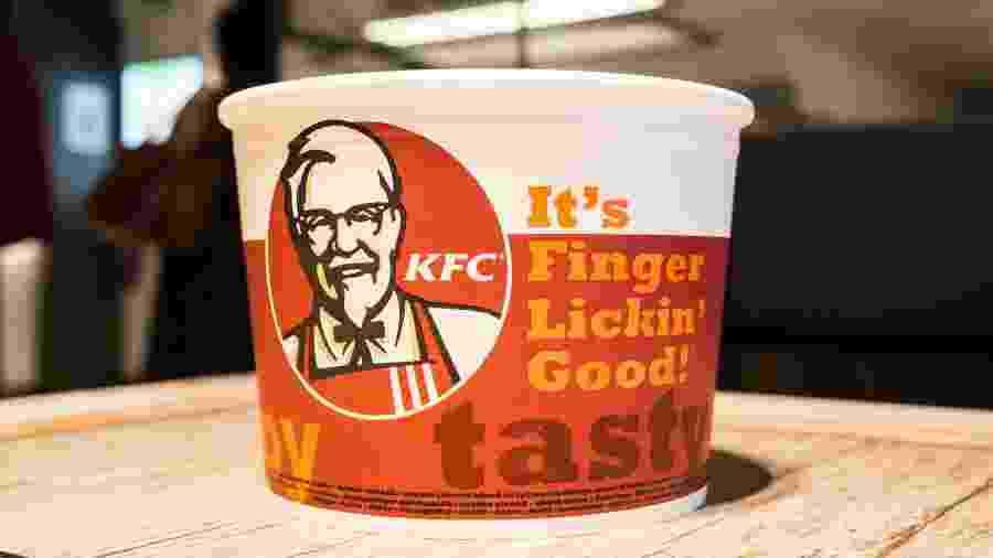 Beyond Fried Chicken estará disponível em cerca de 70 restaurantes da KFC em Charlotte, Carolina do Norte, e em Nashville, Tennessee - Getty Images