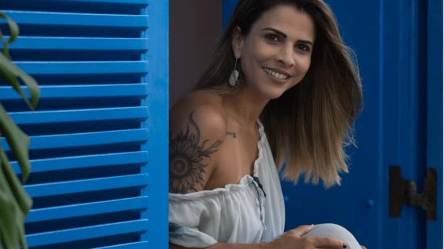 Herica Godoy explicou como passou a lutar contra o sedentarismo - Reprodução/Instagram