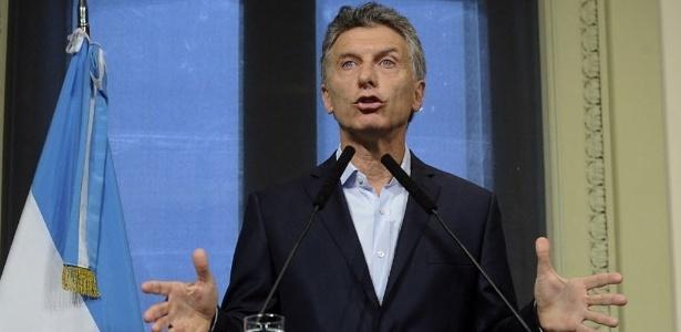 Preconceito? Árbitros argentinos avaliam paralisar jogos por ofensas a Macri
