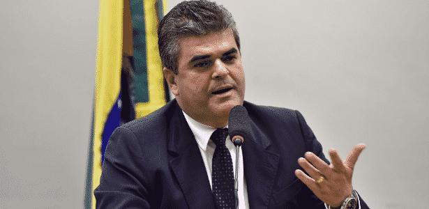 Prefeito de Duque de Caxias, Washington Reis - Zeca Ribeiro/Câmara dos Deputados