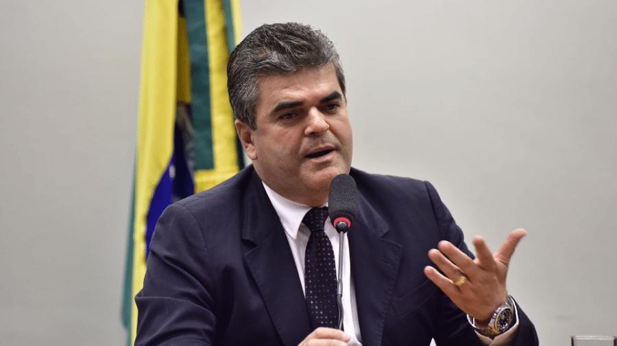 O prefeito de Duque de Caxias, Washington Reis - Zeca Ribeiro/Câmara dos Deputados