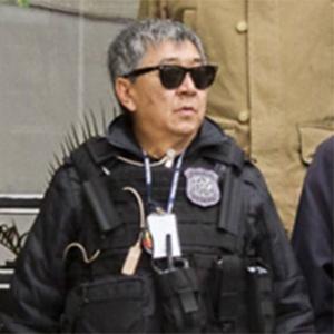 O agente federal Newton Ishii