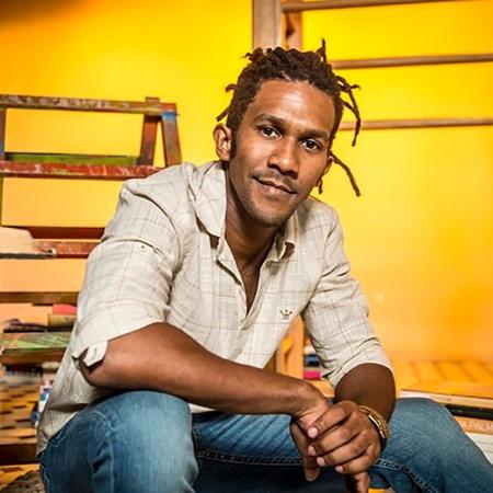 """O ator André Luiz Miranda, de """"Malhação"""" - Divulgação/TV Globo"""
