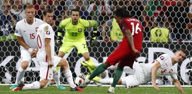 Renato Sanches tem se destacado por Portugal