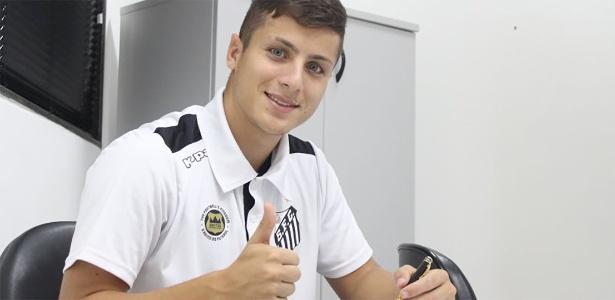 Dennis Calçada/Santos FC