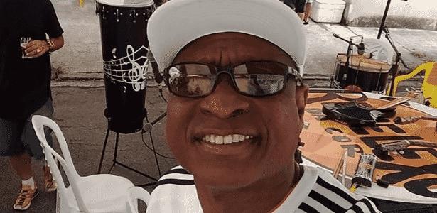 7.abr.2019 - Evaldo Rosa dos Santos foi baleado por militares no bairro de Guadalupe, na zona oeste do Rio - Reprodução/Facebook