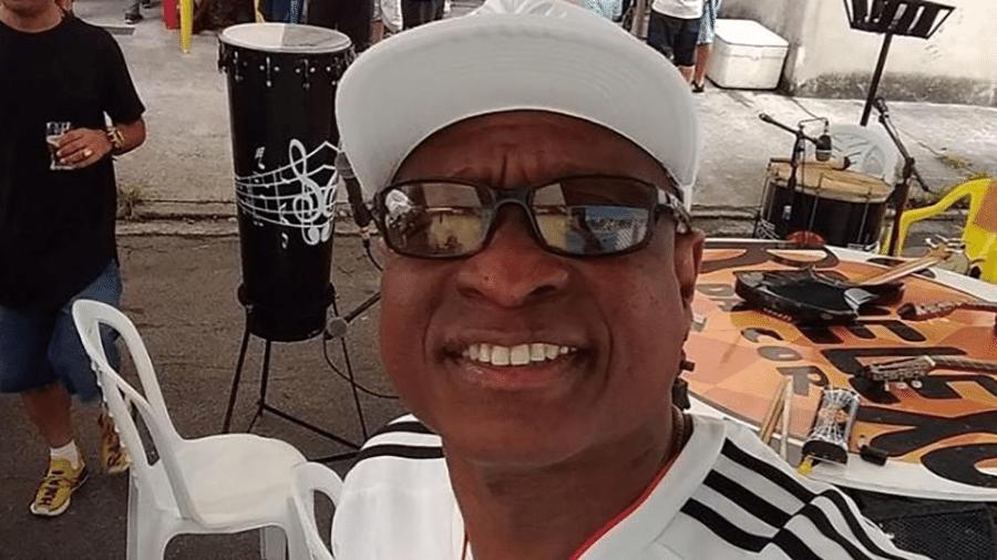 Evaldo Rosa dos Santos foi baleado por militares no bairro de Guadalupe, na zona oeste do Rio de Janeiro, e morreu - Reprodução/Facebook