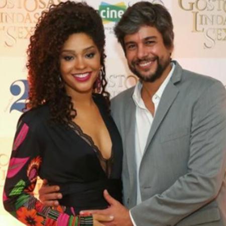 Juliana Alves e Ernani Nunes  - Manuela Scarpa / Brazil News