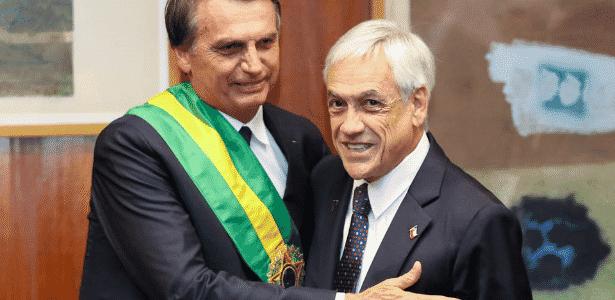 Marcos Correa - 1º.jan.19/Presidência da República/Reuters