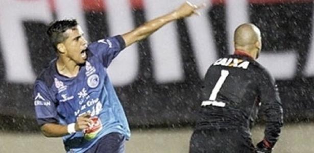 Wendell Lira se destacou pelo Goianésia, clube da Série D - Reprodução