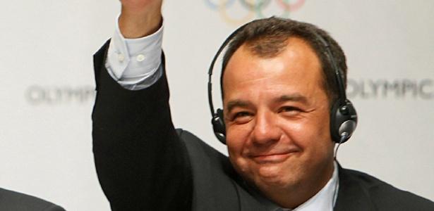O ex-governador do RJ Sérgio Cabral foi preso pela Polícia Federal na Operação Calicute